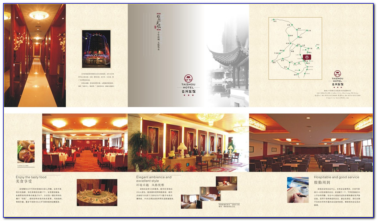 Hotel Presentation Ppt Templates