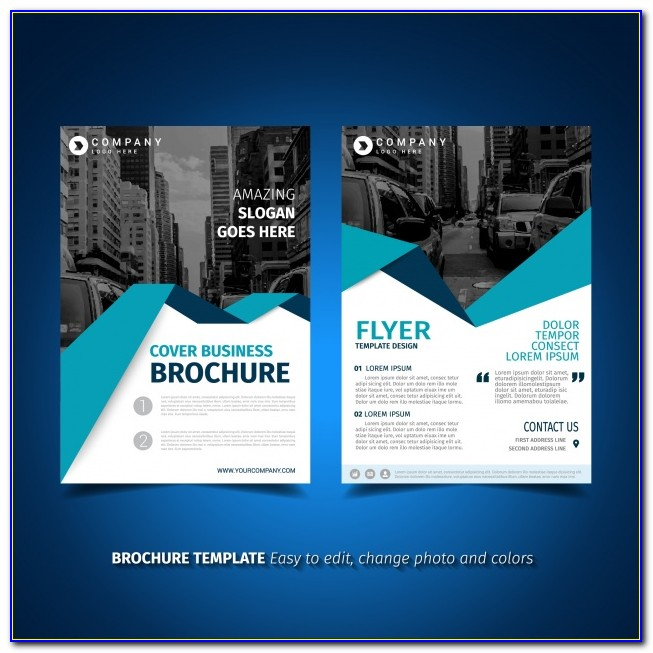 How To Create A Flyer Template In Photoshop