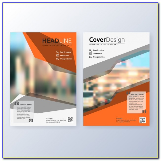 Indesign Business Brochure Template Free