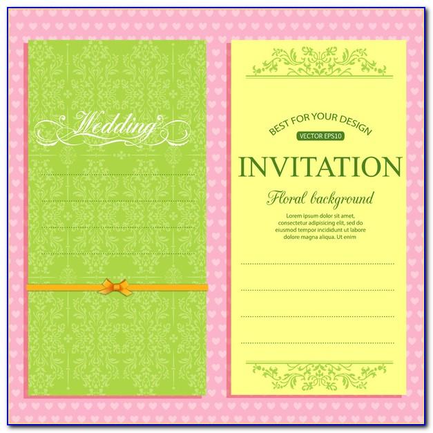 Invitation Card Free Design Online