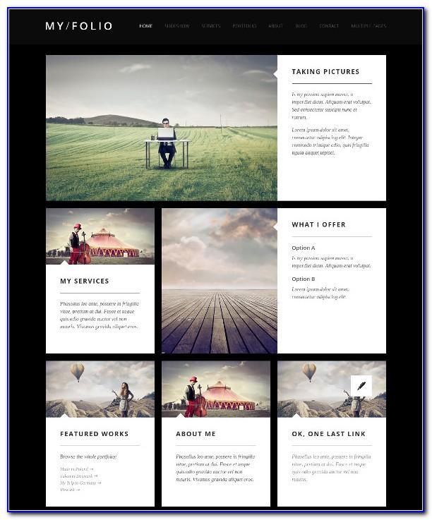 Joomla Photography Templates Free