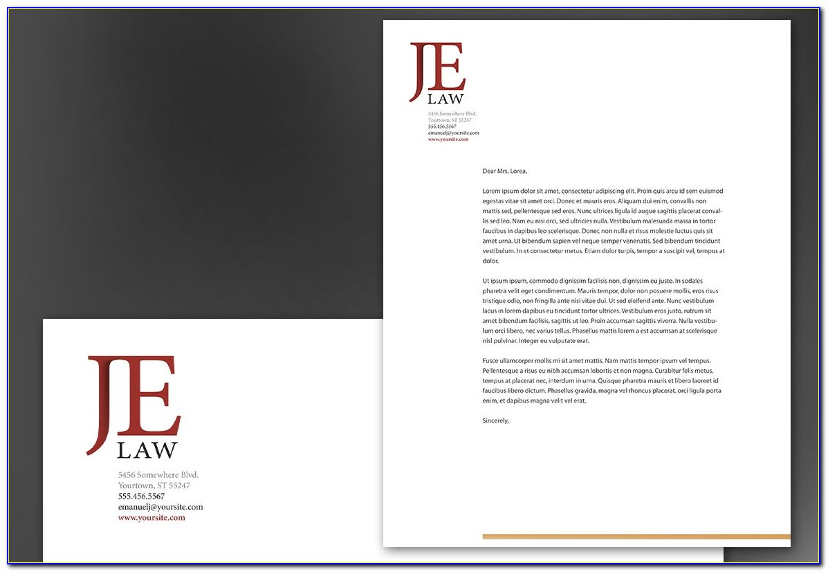 Legal Templates For Attorneys