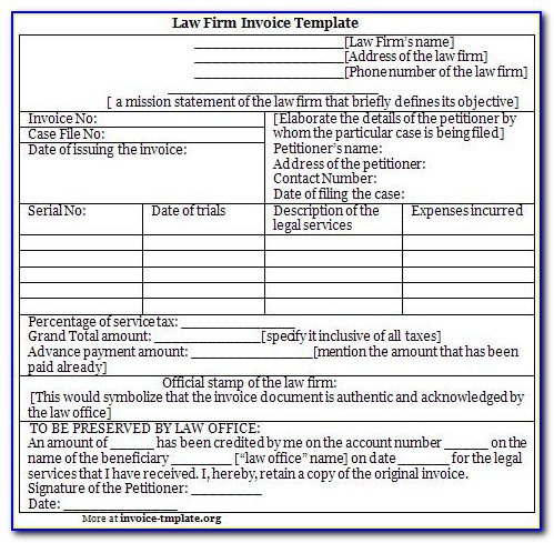 Legal Templates For Lawyers