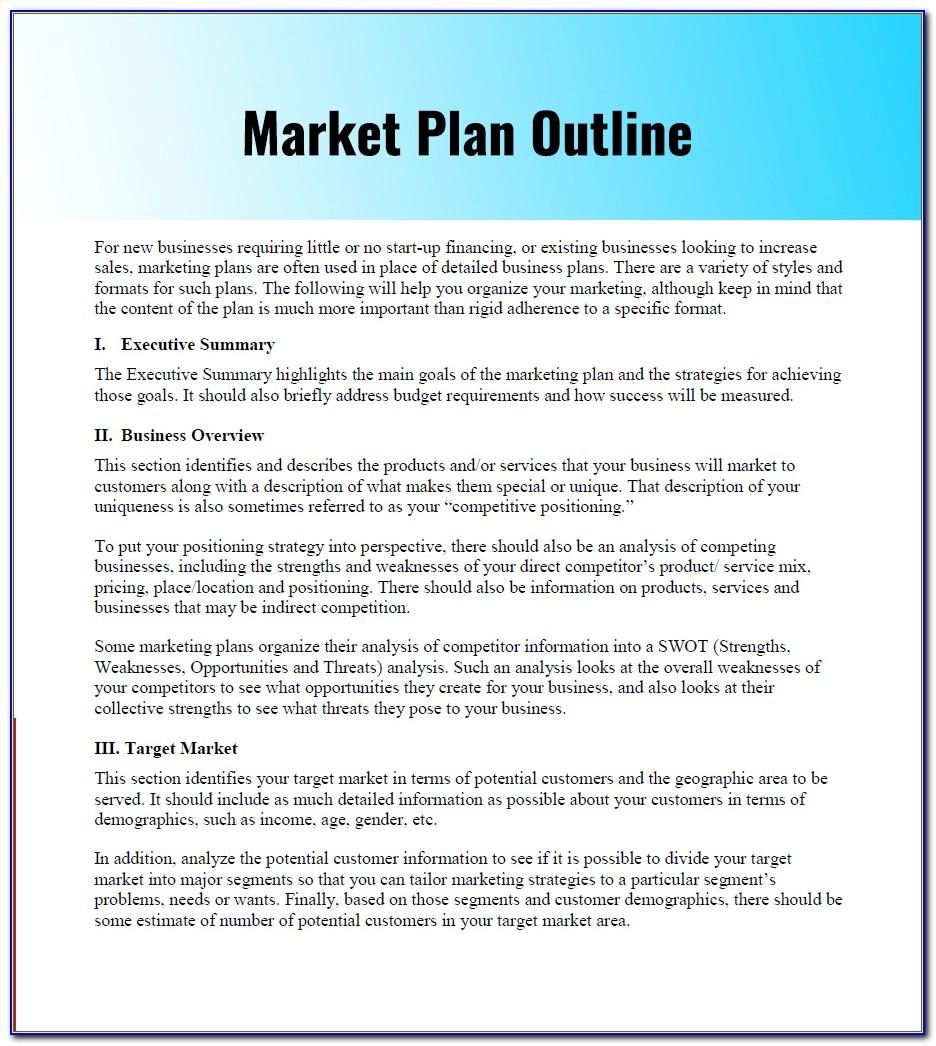 Marketing Strategy Proposal Samples