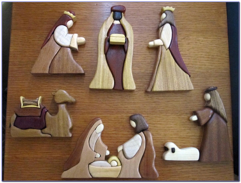 Nativity Scene Powerpoint Templates