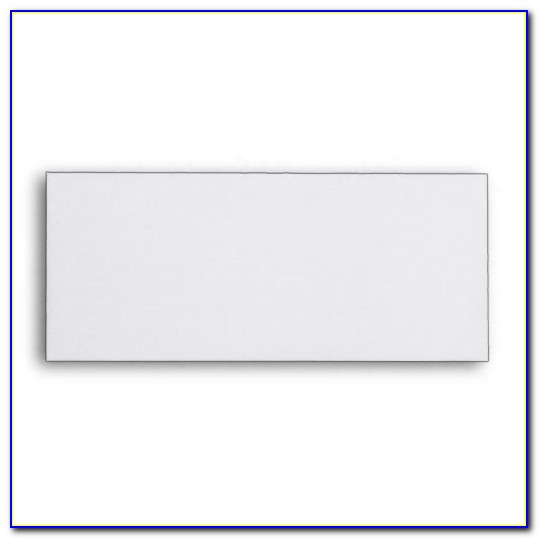 No 10 Window Envelope Template