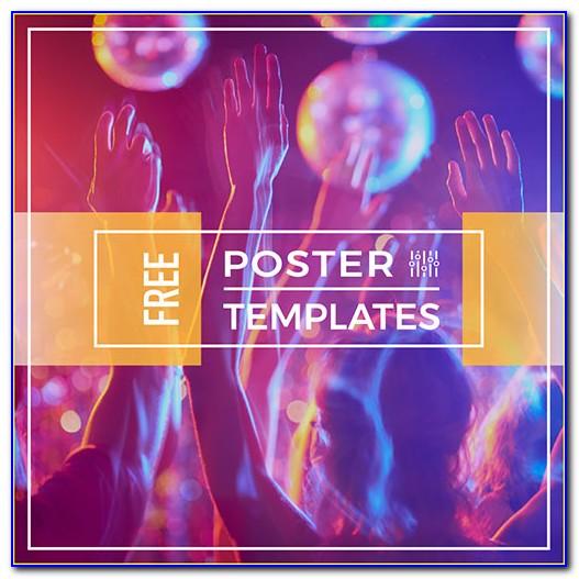 Online Poster Design Templates