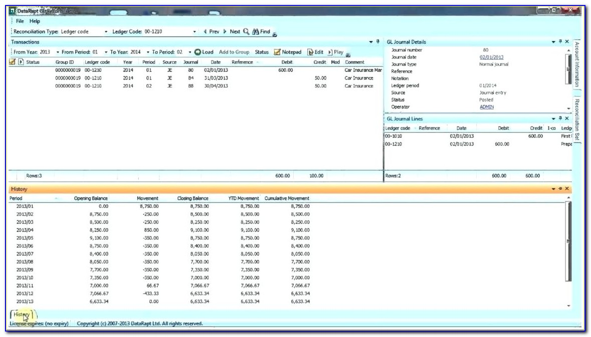 Payroll Reconciliation Template Uk