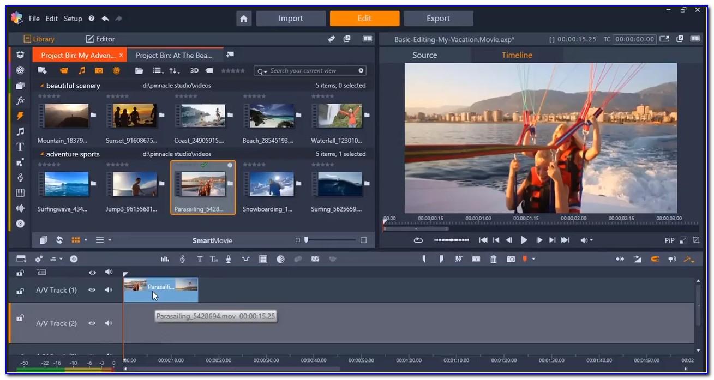 Pinnacle Studio Intro Templates Download