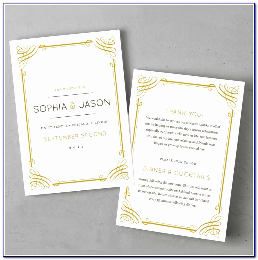 Invitation Printable Wedding Program Template Free Folded Wedding Invitation Templates Best Of Pdf Word Excel Best Templates Arwut