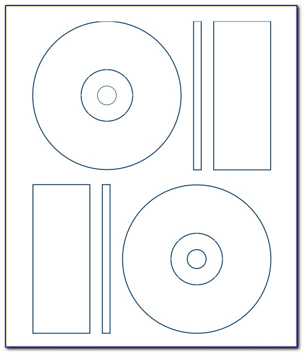 Printable Cd Labels Templates Free
