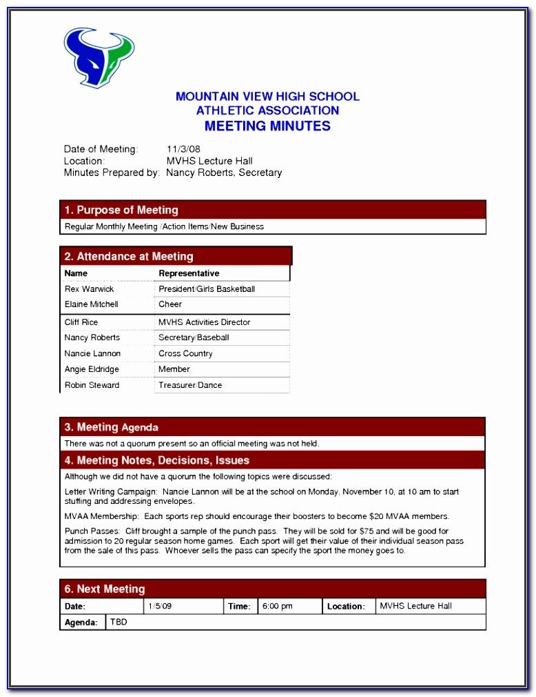 Ms Word Meeting Agenda Template Eavgx Ideas Project Management Meeting Agenda Template Minutes Excel Free