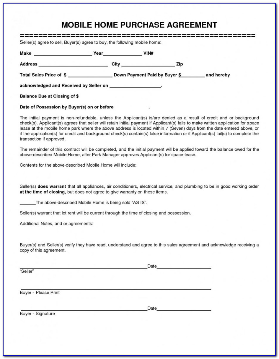 Property Sales Agency Agreement Template