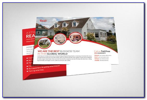 Real Estate Postcard Templates Free