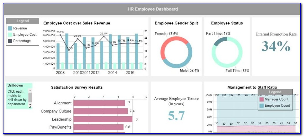 Recruitment Tracker Excel Template Free Download