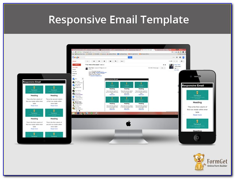 Responsive Email Design Templates