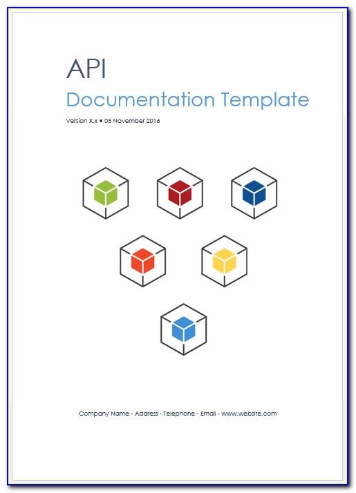 Restful Api Documentation Template