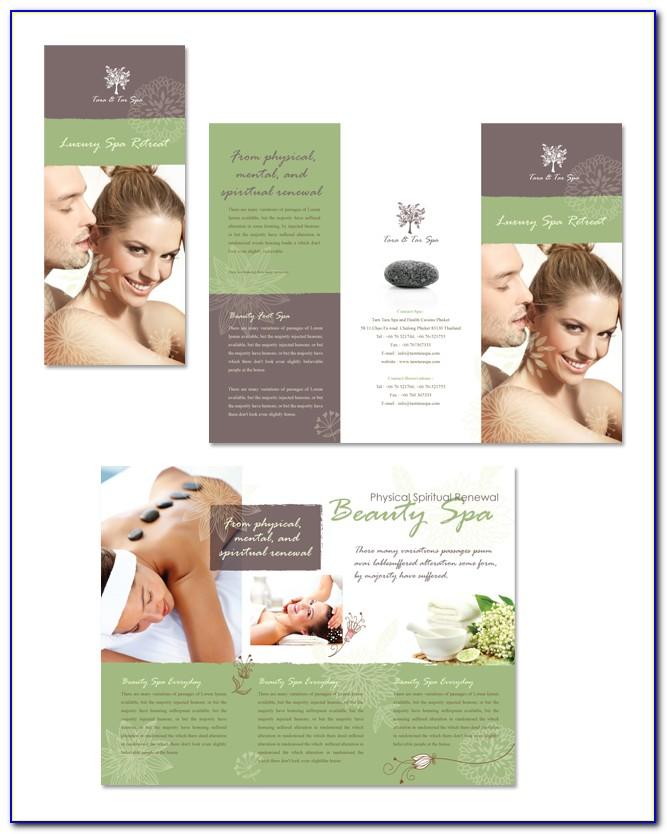 Salon Flyer Templates Free Download Psd