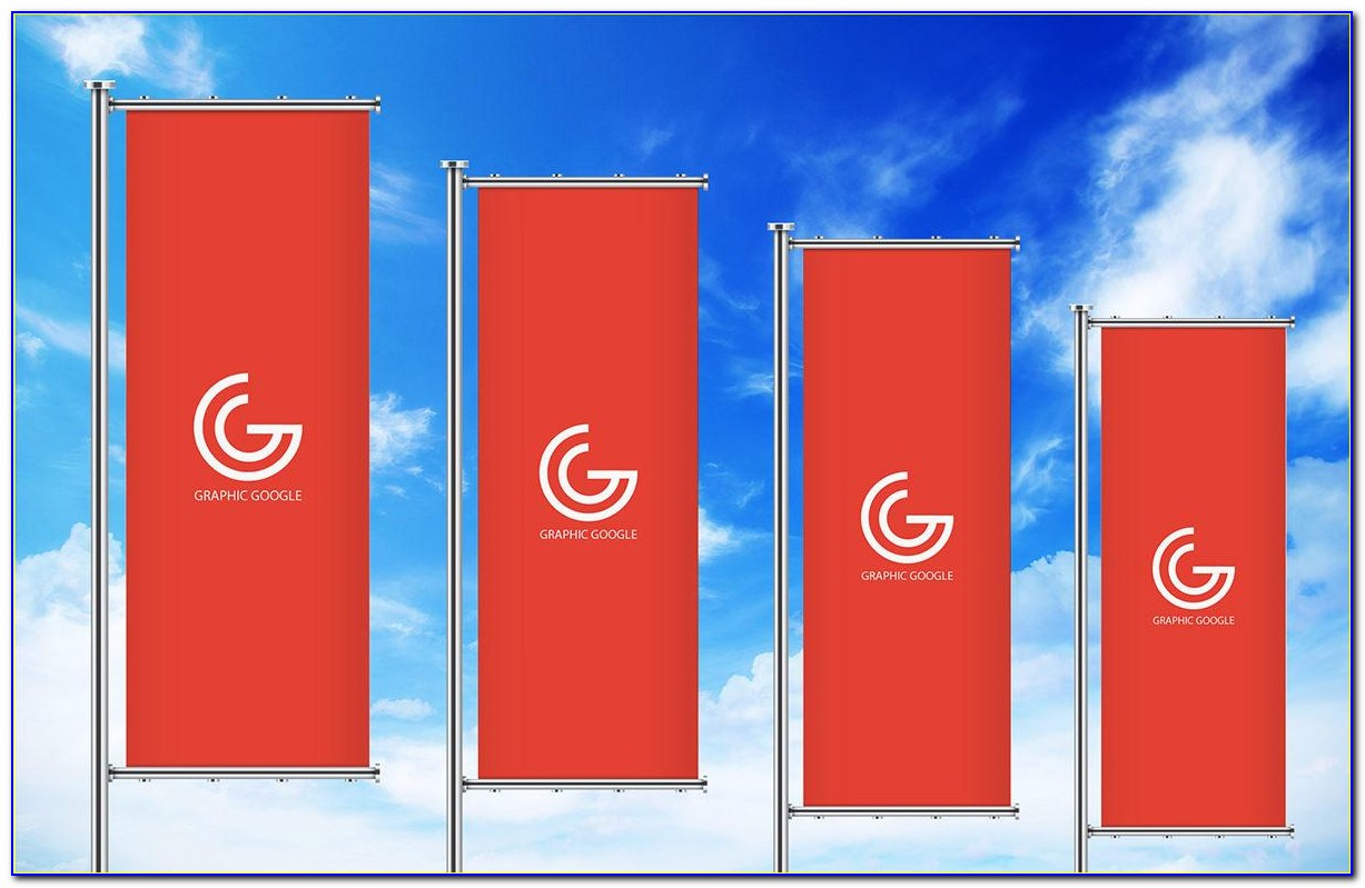 Simple Vertical Banner Templates