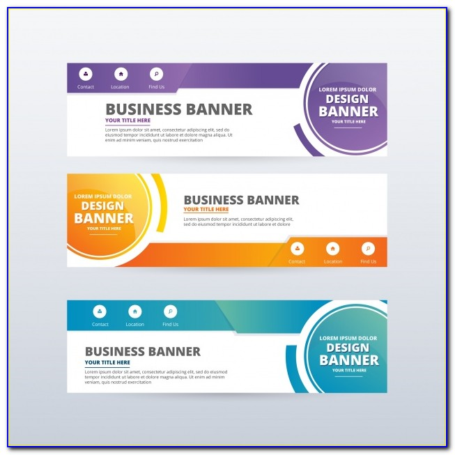 Stand Banner Design Template Free Download