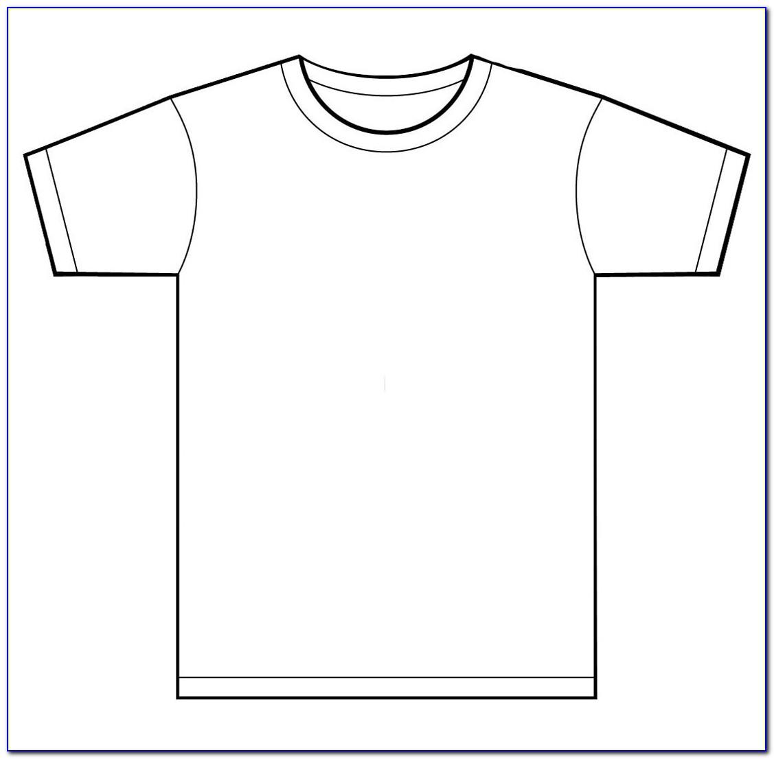 T Shirt Design Template Illustrator Download