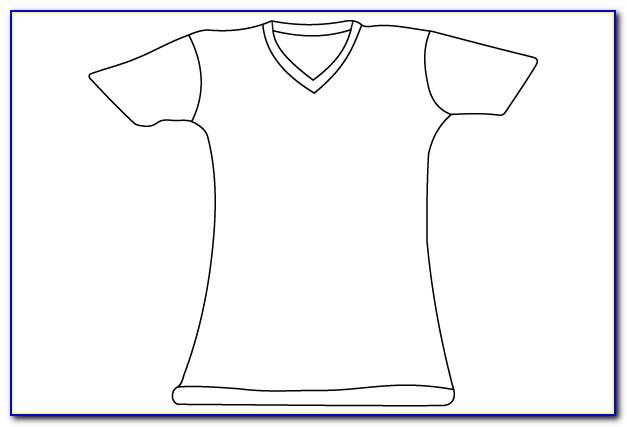 T Shirt Design Template Illustrator Free