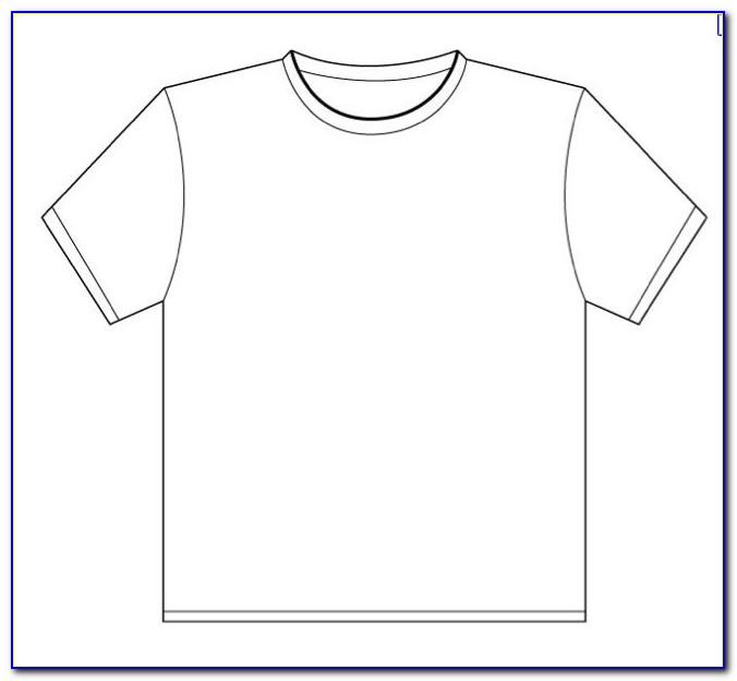 T Shirt Printing Design Template