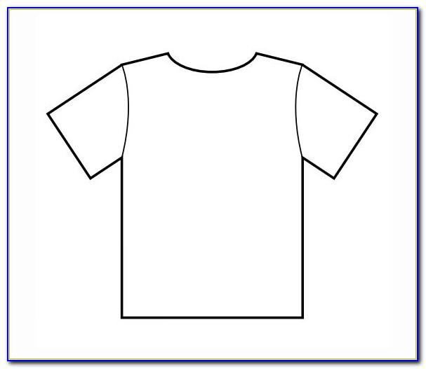 T Shirt Sample Templates