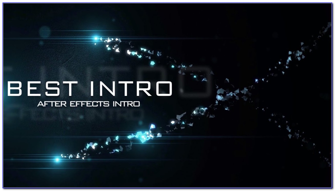 Template After Effects Cs6