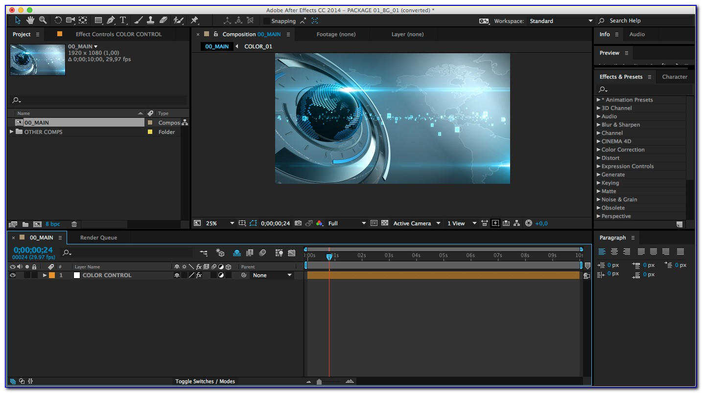 Templates After Effects Photos Free