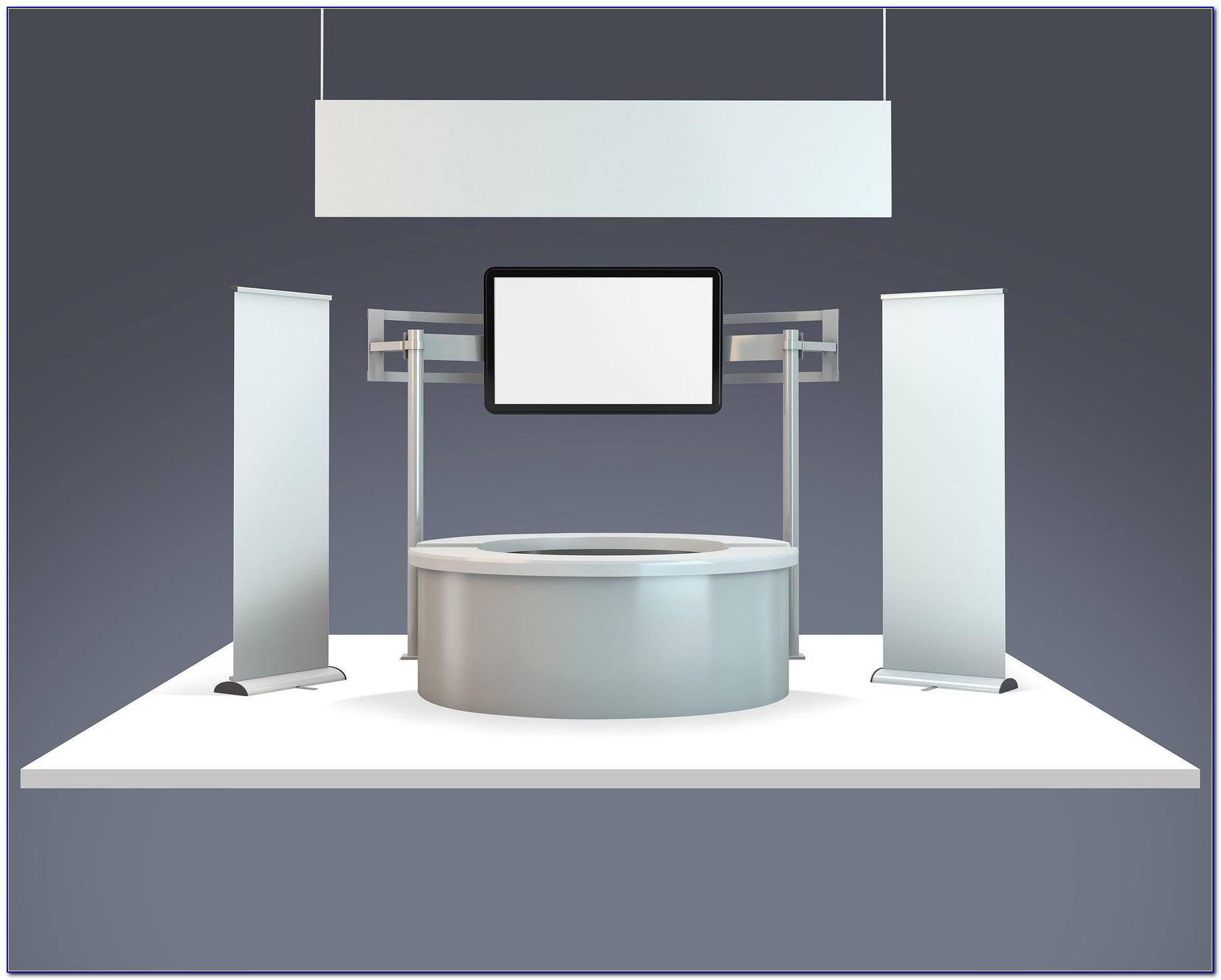 Trade Show Display Design Template