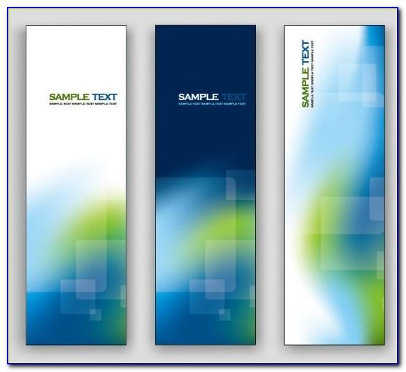 Vertical Banner Templates