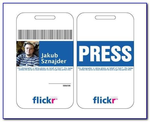 Badge Vertical New Variation About The Badge This Time Flickr Vertical Name Badge Template Vertical Name Badge Template
