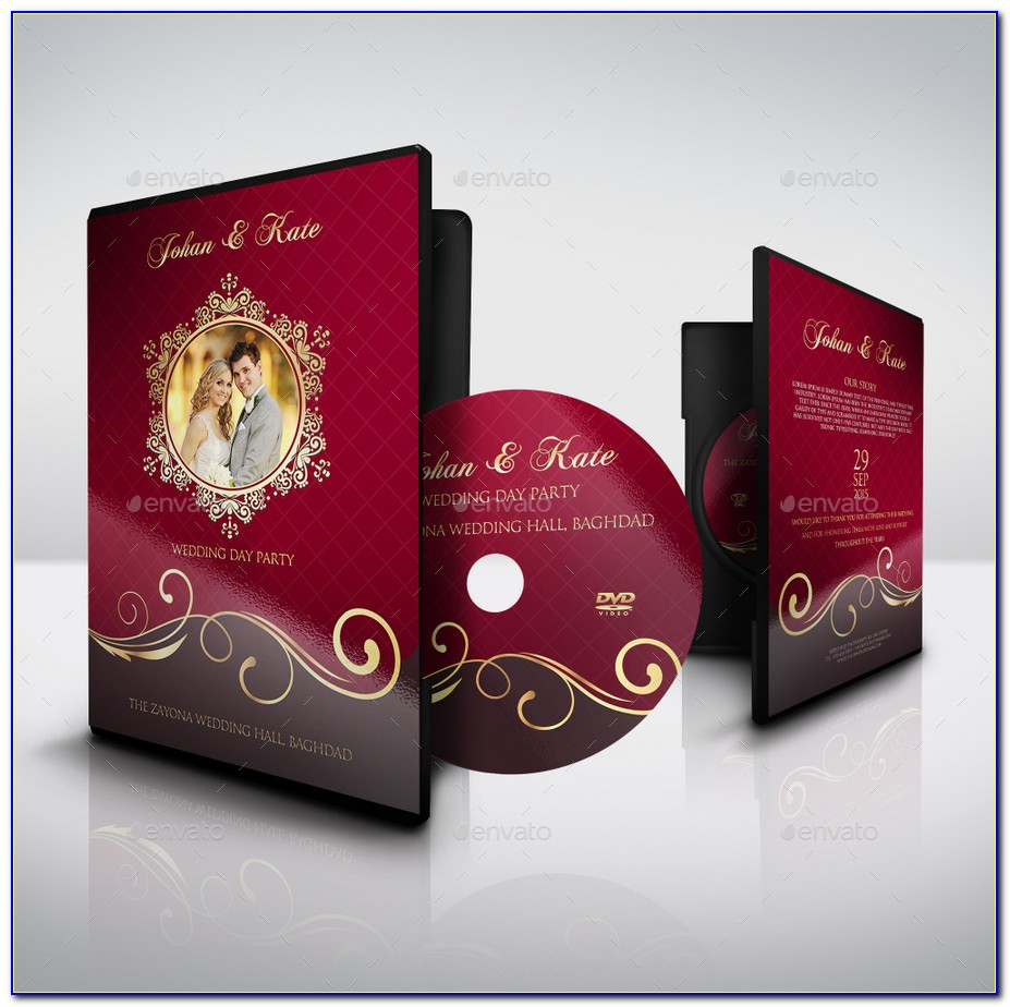 Wedding Dvd Templates Free Download