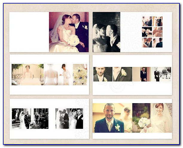 Wedding Photo Album Design Templates Adobe Photoshop Free Download