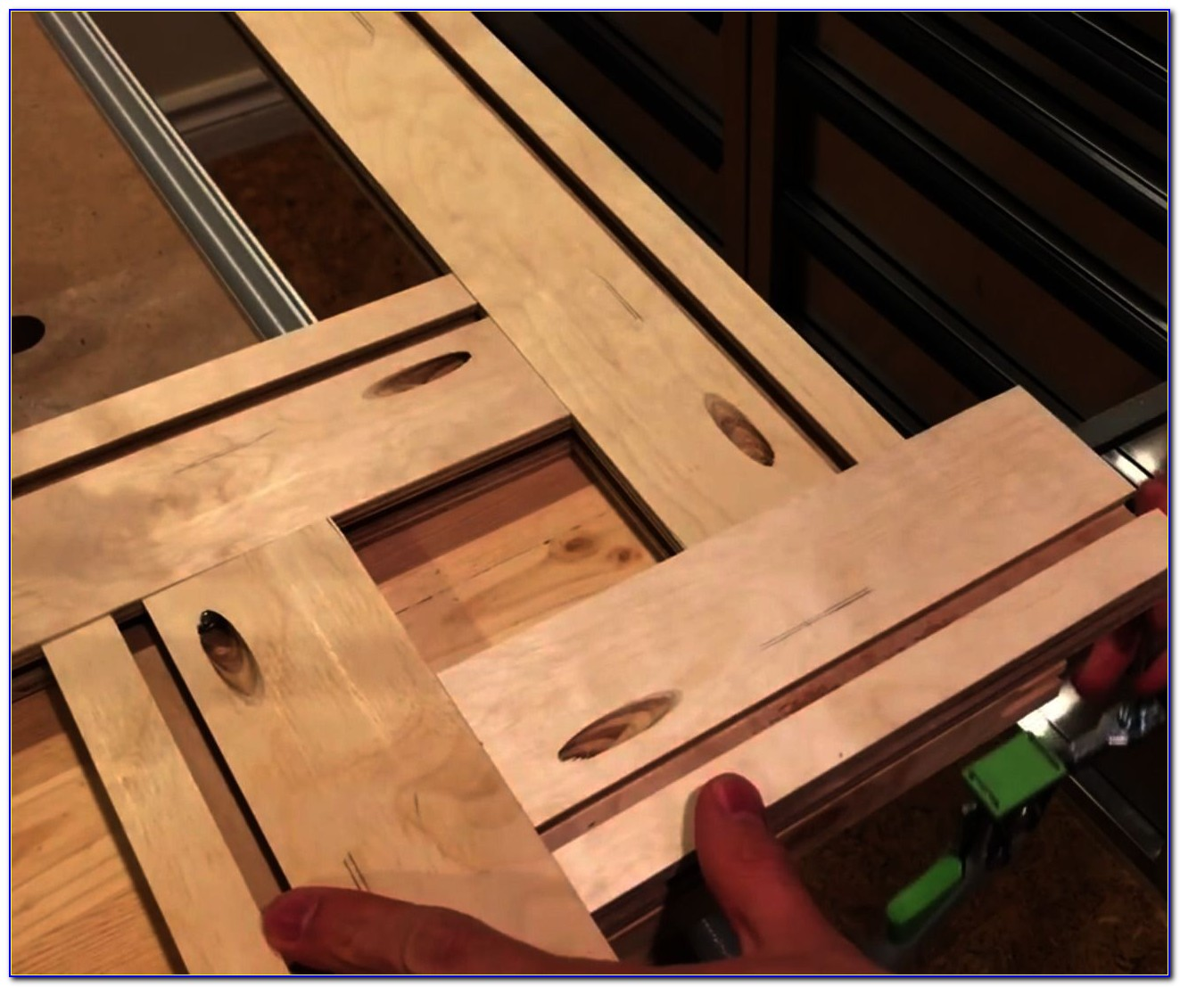 Wood Router Templates