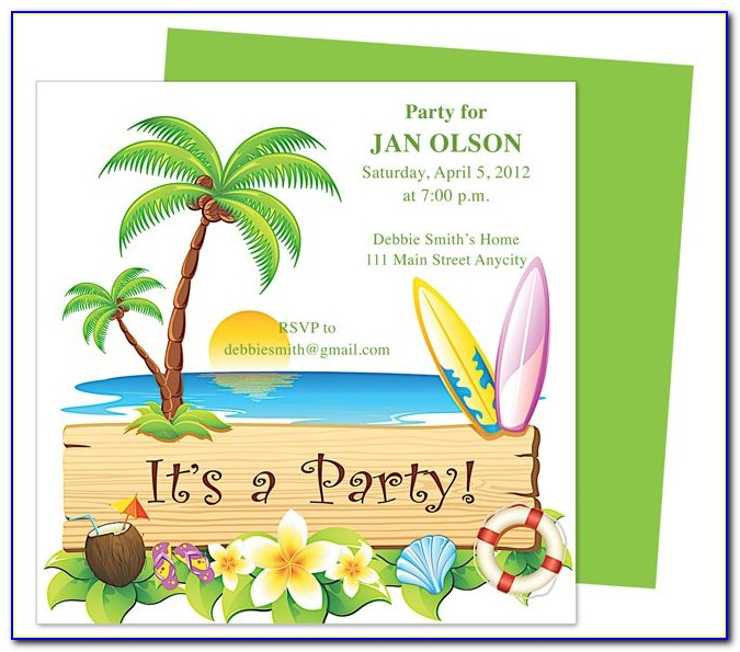 30th Birthday Party Flyer Template