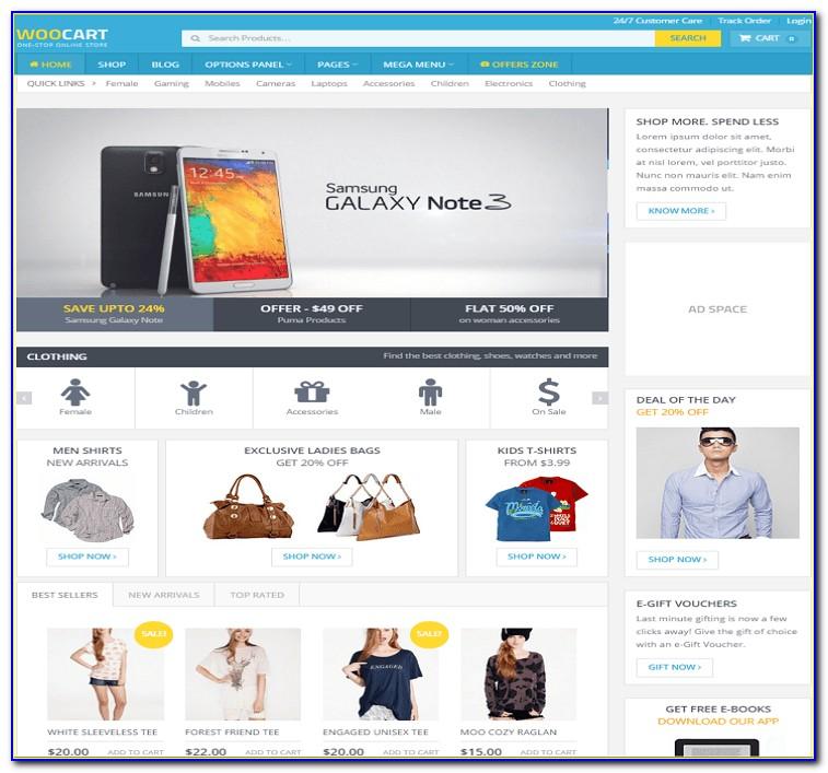 Best Wordpress E Commerce Theme