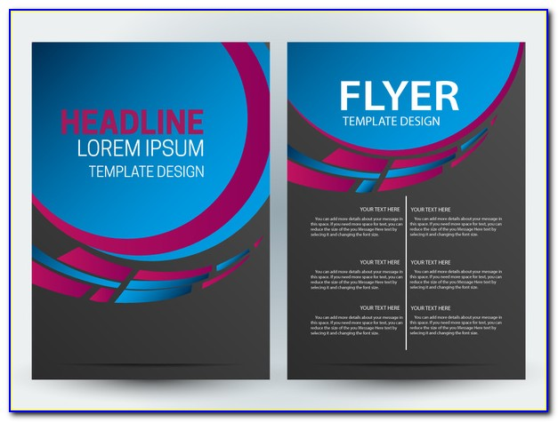 Brochure Templates Free Download Cdr File