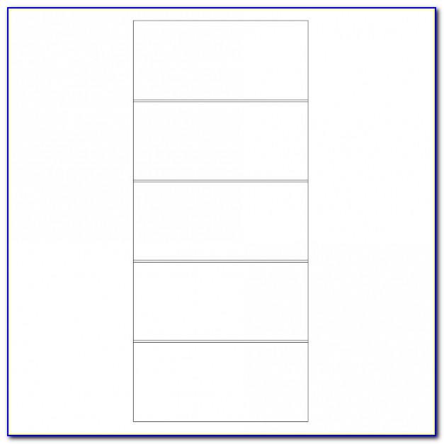 Business Card Template 10 Per Page