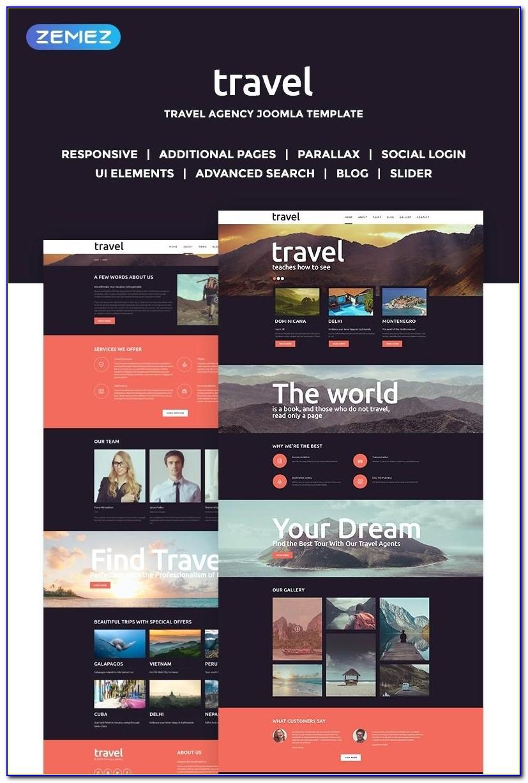 Campaign Website Template Wordpress