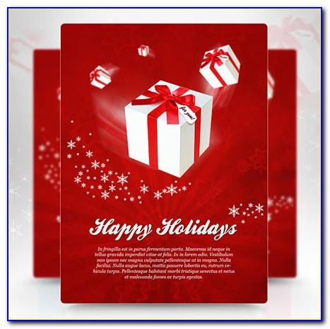 Christmas Flyer Templates Free