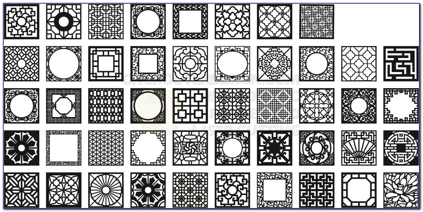 Cnc Router Carving Patterns