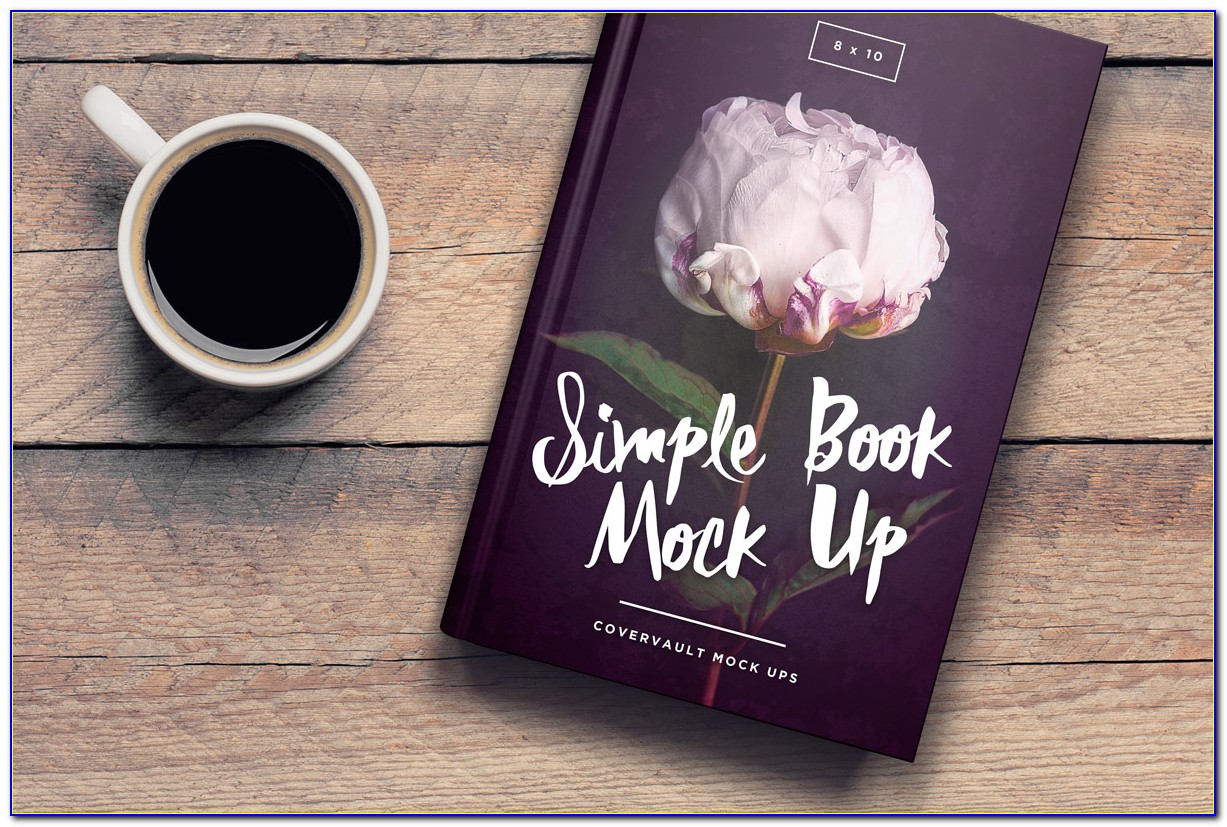 Coffee Table Book Template Indesign