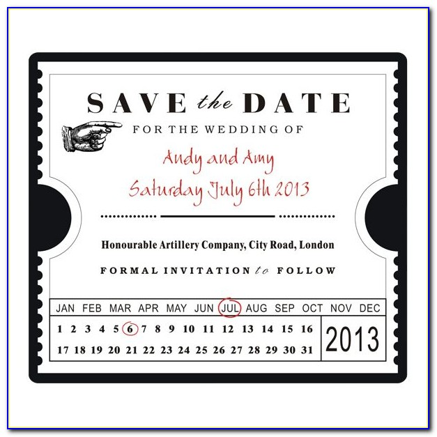 Event Ticket Stub Template Free