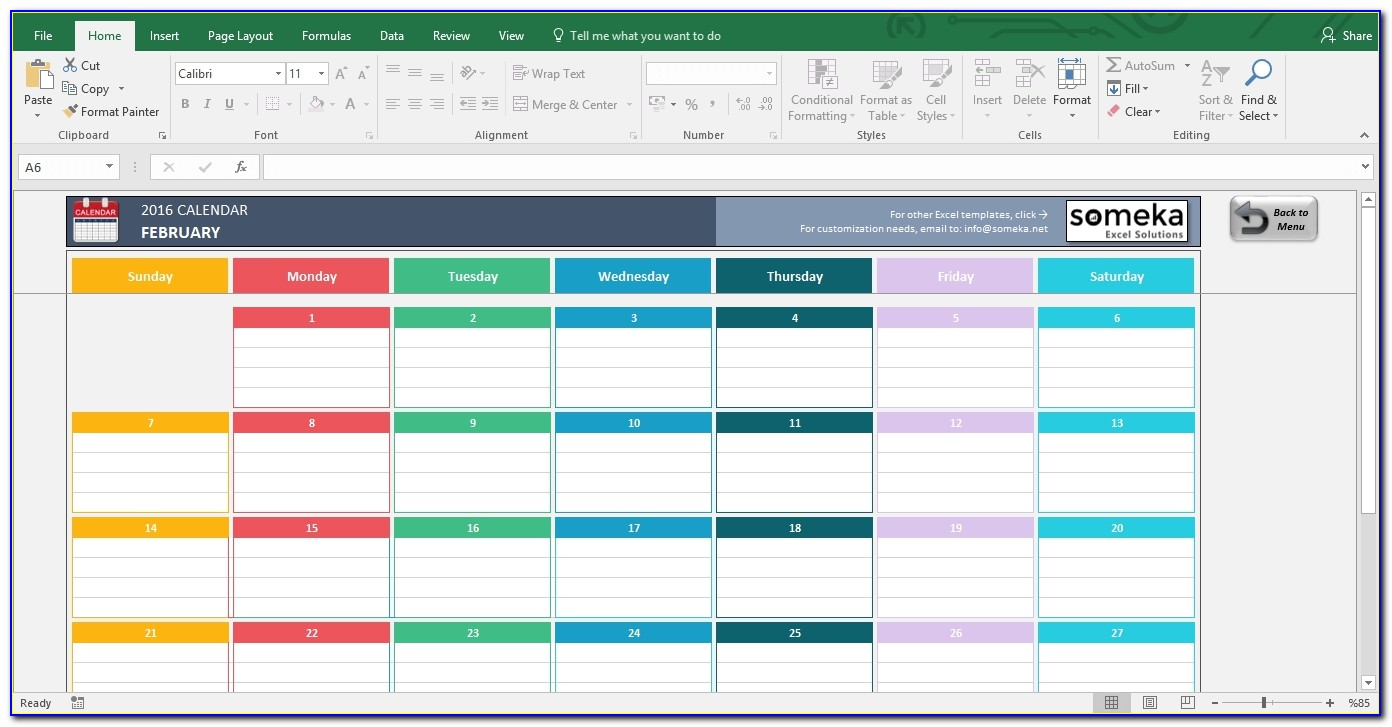 Excel Calendar Templates Download Free Printable Excel Template 2019 Excel Employee Schedule Template