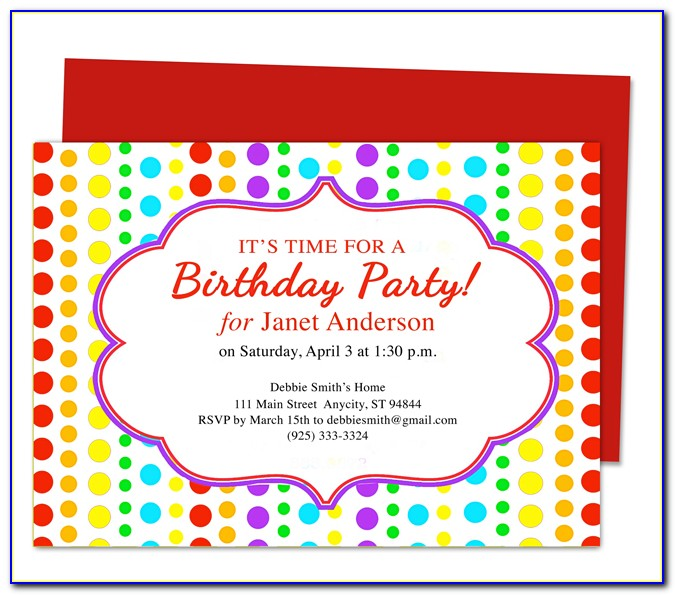 Free Birthday Invitation Templates Roller Skating