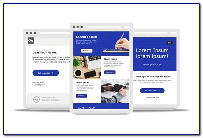 Free Campaign Website Templates