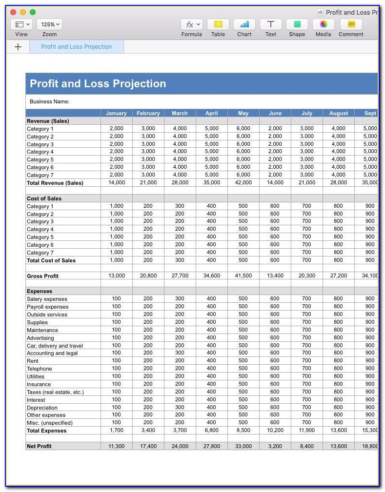 Free Excel Purchase Order Template Uk