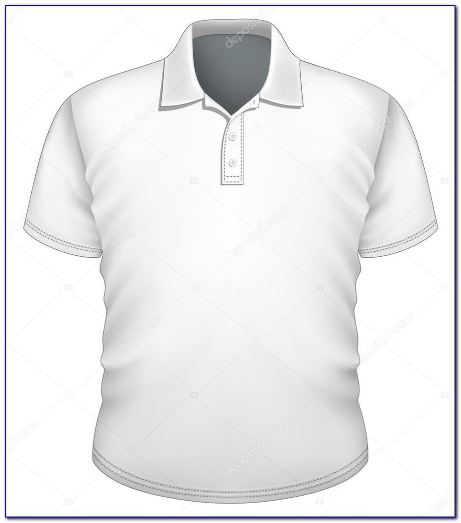 Free Polo Shirt Template Ai